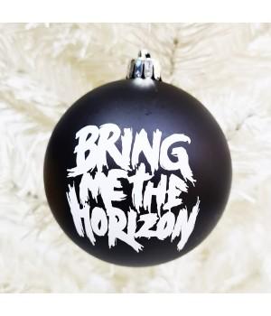 "Шар пластиковый ""Bring Me The Horizon"" (8 см)"