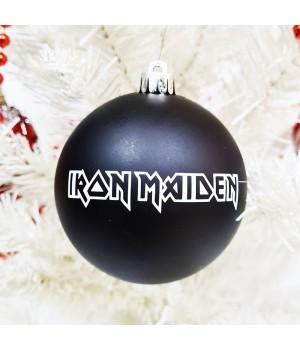 "Шар пластиковый ""Iron Maiden"" (8 см)"