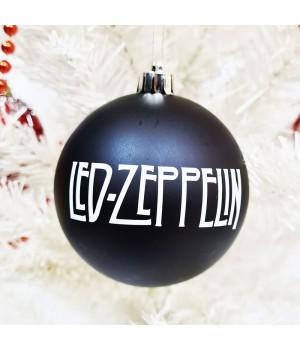 "Шар пластиковый ""Led Zeppelin"" (8 см)"