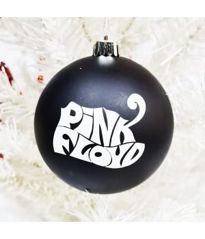 """Шар пластиковый """"Pink Floyd"""" (8 см)"""