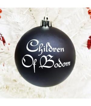 """Шар пластиковый """"Children Of Bodom"""" (8 см)"""