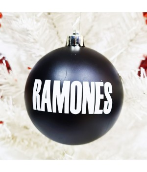 """Шар пластиковый """"Ramones"""" (8 см)"""