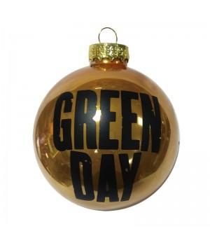 """Шар стеклянный """"Green Day"""" (6 см)"""