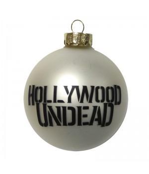 "Шар стеклянный ""Hollywood Undead"" (6 см)"