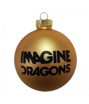 "Шар стеклянный ""Imagine Dragons"""