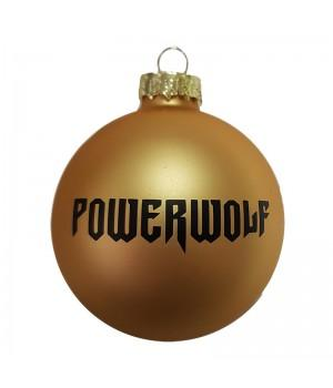 "Шар стеклянный ""Powerwolf"""