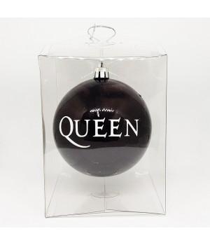 """Шар пластиковый """"Queen"""" (8 см)"""