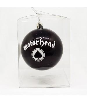 """Шар пластиковый """"Motorhead"""" (8 см)"""