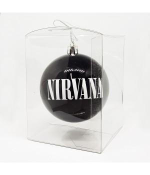 """Шар пластиковый """"Nirvana"""" (8 см)"""