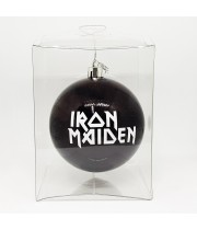 "Шар пластиковый ""Iron Maiden"""