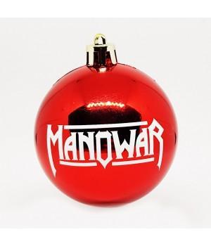 """Шар пластиковый """"Manowar"""" (6 см)"""