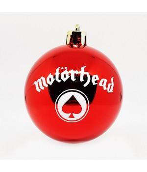 """Шар пластиковый """"Motorhead"""" (6 см)"""