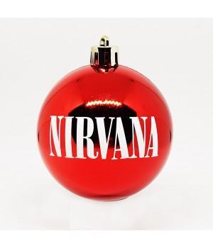 """Шар пластиковый """"Nirvana"""" (6 см)"""