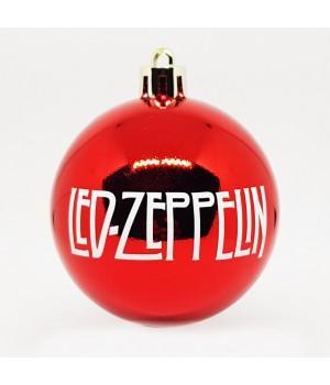 "Шар пластиковый ""Led Zeppelin"" (6 см)"
