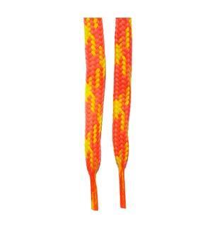 """Шнурки для кроссовок и кед """"Плоские цветные 6 мм (1,3 м)"""""""