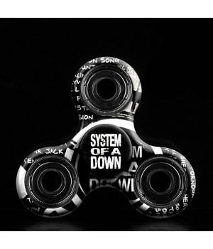 """Спиннер """"System Of A Down"""""""