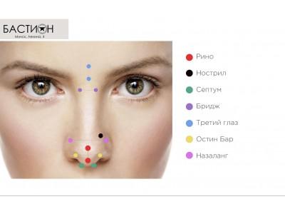 Пирсинг носа: какие проколы бывают?