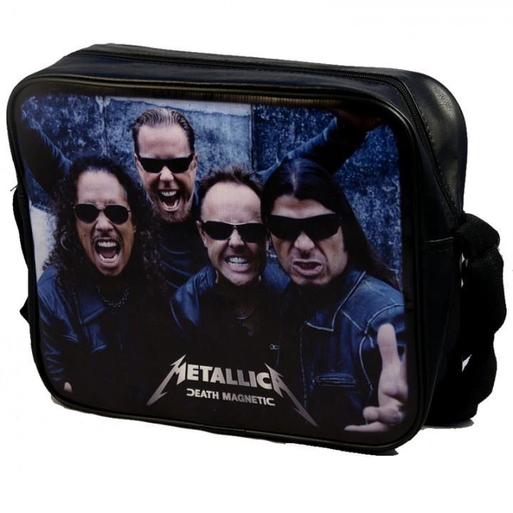 """Сумка """"Metallica"""" (1017)"""