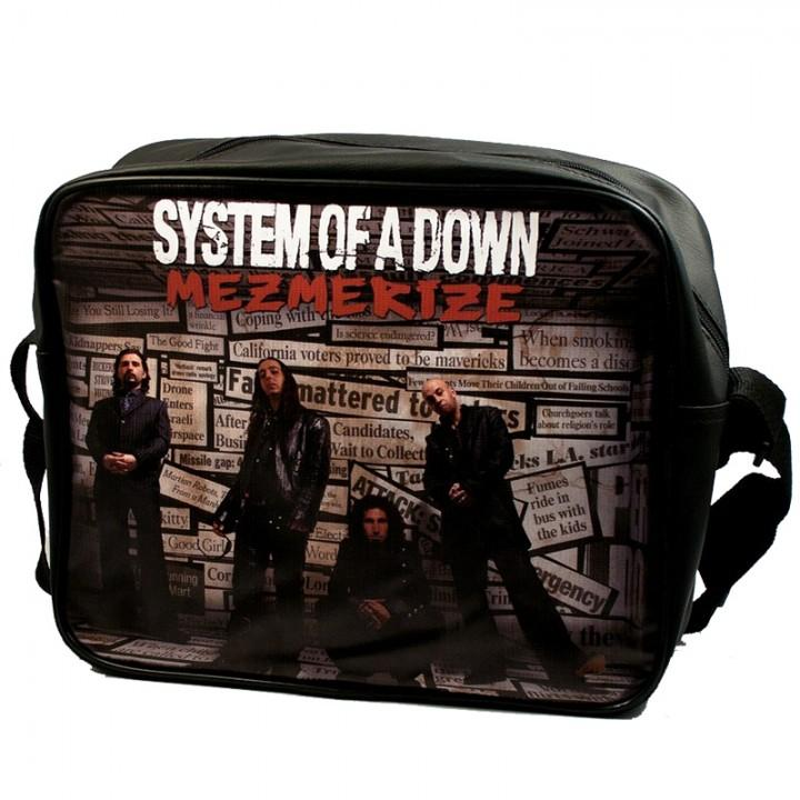 """Сумка """"System Of A Down"""" (1024)"""