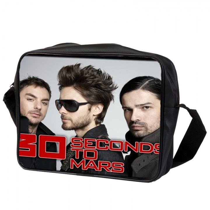 "Сумка ""30 Seconds To Mars"" (1010)"