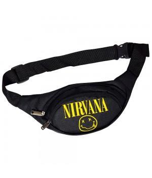 """Поясная сумка """"Nirvana"""""""