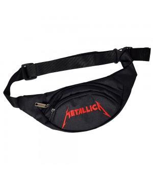 """Поясная сумка """"Metallica"""""""