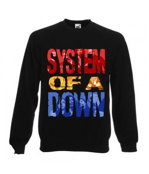 "Свитшот ""System of a Down"""