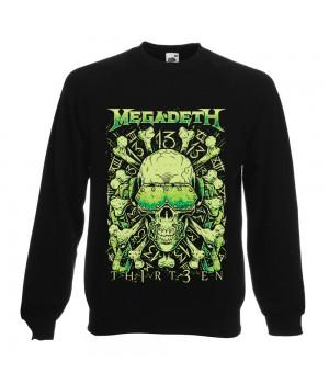 "Свитшот ""Megadeth"""