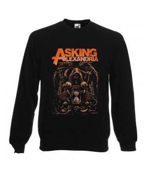 "Свитшот ""Asking Alexandria"""