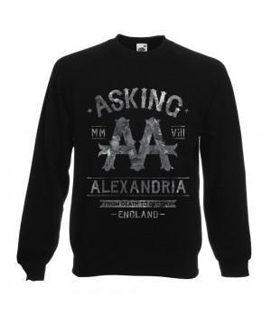 "Свитшот ""Asking Alexandria"""