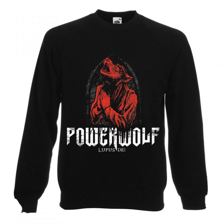 "Свитшот ""Powerwolf"" (10503)"