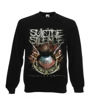 "Свитшот ""Suicide Silence"""