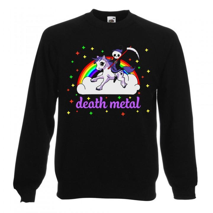 "Свитшот ""Death Metal"" (10543)"