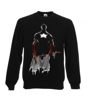 """Свитшот """"Captain America (Капитан Америка)"""""""