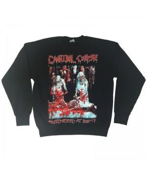 """Свитшот """"Cannibal Corpse"""""""