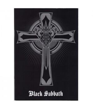 """Тетрадь """"Black Sabbath"""""""