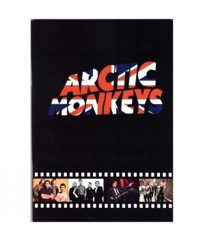 """Тетрадь """"Arctic Monkyes"""""""