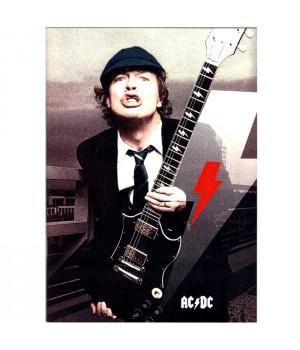 """Тетрадь """"AC/DC"""""""