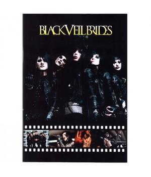 """Тетрадь """"Black Veil Brides"""""""