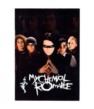 """Тетрадь """"My Chemical Romance"""""""