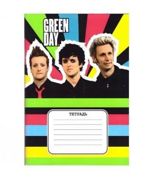 """Тетрадь """"Green Day"""""""
