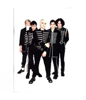"Тетрадь ""My Chemical Romance"""