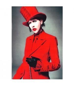 "Тетрадь ""Marilyn Manson"""