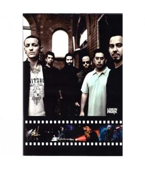 "Тетрадь ""Linkin Park"""