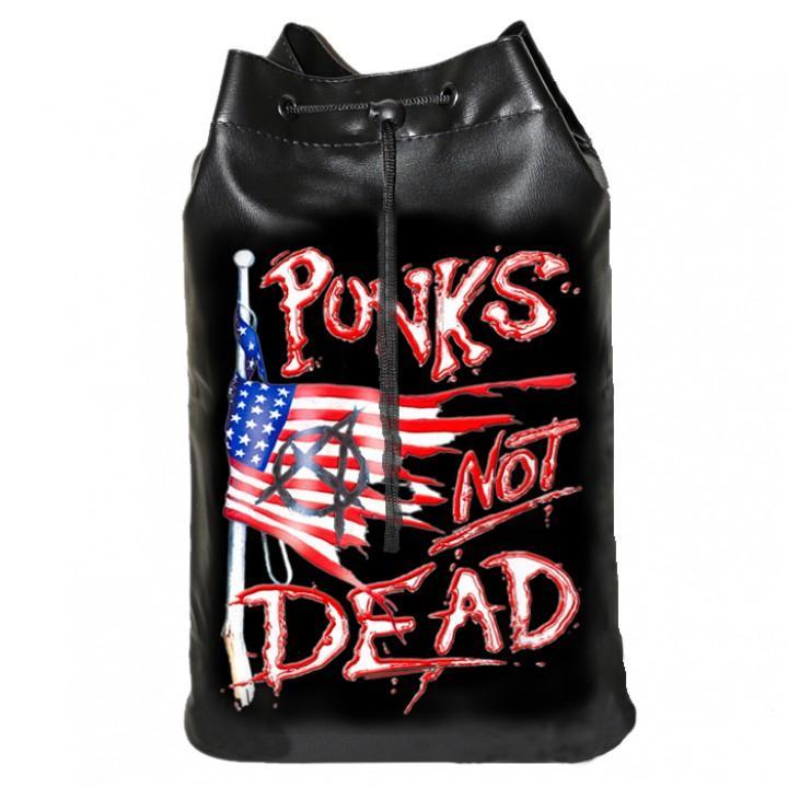 "Торба ""Punk's Not Dead"" (1009)"