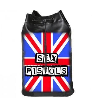 """Торба """"Sex Pistols"""" кожзам"""