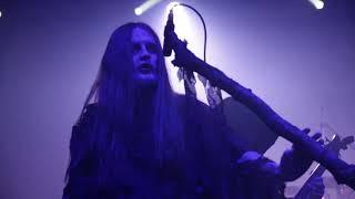 Zaklon - Karaczun (live) atmospheric black metal