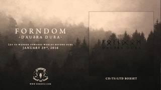 FORNDOM - Resan (Official 2015)