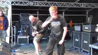 POSTHUMOUS BLASPHEMER Live At OBSCENE EXTREME 2015 HD