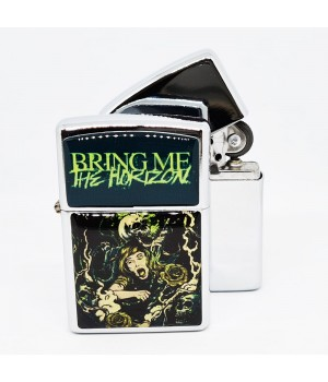 """Зажигалка """"Bring Me The Horizon"""""""